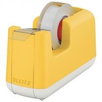Odvíječ lepicí pásky Leitz Cosy žlutý