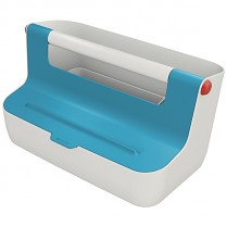 Přenosný box Leitz Cosy MyBox modrý