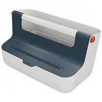 Přenosný box Leitz Cosy MyBox šedý