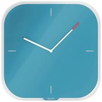 Nástěnné hodiny Leitz Cosy modré