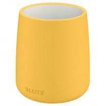 Stojánek na tužky Leitz Cosy žlutý