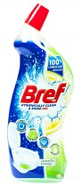 Čistič WC Bref Hygiene gel Lemonitta 700ml