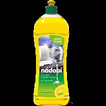 Prostředek na nádobí LAVON 1l lemon