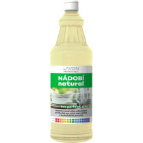 Prostředek na nádobí LAVON 1l Natural