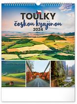 Kalendář nástěnný Toulky českou krajinou