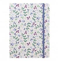 Poznámkový blok Filofax Notebook GARDEN A5 Sunrise