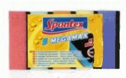 Houbička SPONTEX Megamax 5 ks