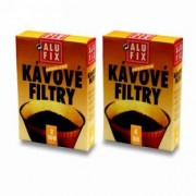 Filtr kávový Alufix č.2 100 ks