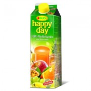 Happy Day 100% džus 1L multivitamin