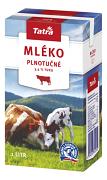 Mléko TATRA trvanlivé 1 l plnotučné