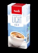 Mléko Tatra Light 4% tuku 340g