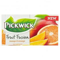 Pickwick 20x2g Mango & orange ovocný čaj