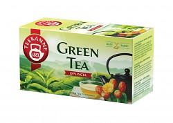 Teekanne 20x1,75g Opuncie zelený čaj