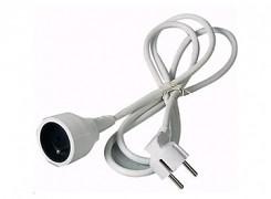 Kabel el. prodlužovací pro 1 spotřebič 7m