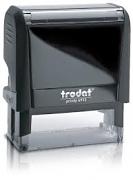 Razítko Trodat 4913 58x22mm