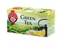 Teekanne 20x1,75g Citrón zelený čaj