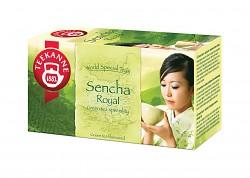 Teekanne 20x1,75g Sencha Royal zelený čaj