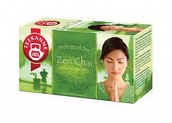 Teekanne 20x1,75g Zen Chai zelený čaj