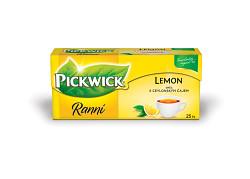 Pickwick 25x1,75g Ranní s citronem černý čaj