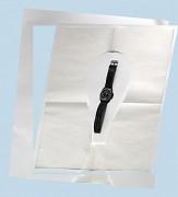 Sedátko na WC Merida jednorázové 100 ks papírové bílé