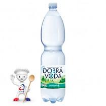 Dobrá Voda 1,5L jemně perlivá