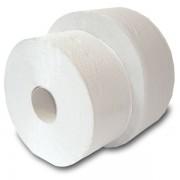 Toaletní papír Jumbo 2-vrstvý 6 rol. 230mm bílý