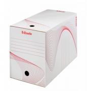Archivační krabice Esselte 200 mm Bílá