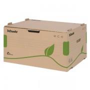 Archivační kontejner s předním otevíráním Esselte Eco Přírodní hnědá