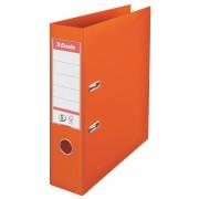 Pákový pořadač Esselte No.1 POWER, celoplastový A4 75mm Oranžová
