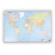 Podložka stolní - mapa Světa 60x40cm