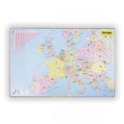 Podložka stolní - mapa Evropy 60x40cm