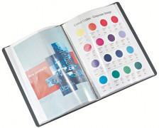 Katalogová kniha Leitz Prestige, 20 kapes Černá DOPRODEJ!