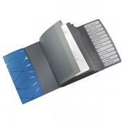 Třídící kniha Leitz Vivanto 12 oddílů 320x15x265mm modrá DOPRODEJ!