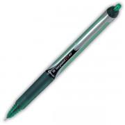 Roller ink. Pilot Hi-Tecpoint V5 RT 0,5 mm zelený