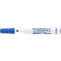 Popisovač bílé tabule ICO Magnetic 1-3 mm modrý