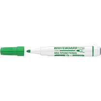 Popisovač bílé tabule ICO Magnetic 1-3 mm zelený