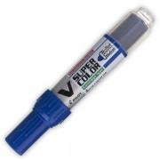 Popisovač perm. Pilot V-Super Color 2,3 mm modrý