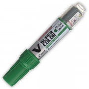 Popisovač perm. Pilot V-Super Color 2,3 mm zelený