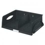 Odkladač Leitz Standard Sorty A4 Maxi Černá