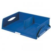 Odkladač Leitz Jumbo Sorty A3 na šířku Modrá
