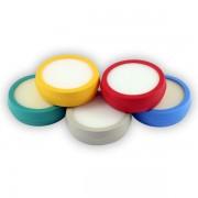 Zvlhčovač prstů  houbička mix barev