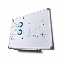 Tabule bílá magnetická lakovaná 45x60cm bílá