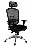 Židle kancelářská Oklahoma PDH Termín dodání: 10_dní černá