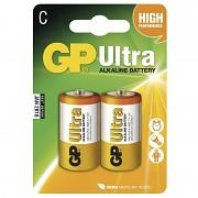 Baterie GP Ultra Alkaline 2ks malé monočlánky 1,5 V