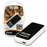 Čtečka paměťových karet AXAGO - CRE-X1 externí