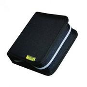 Pouzdro na CD/DVD Solid 24 disků černý DOPRODEJ!!!
