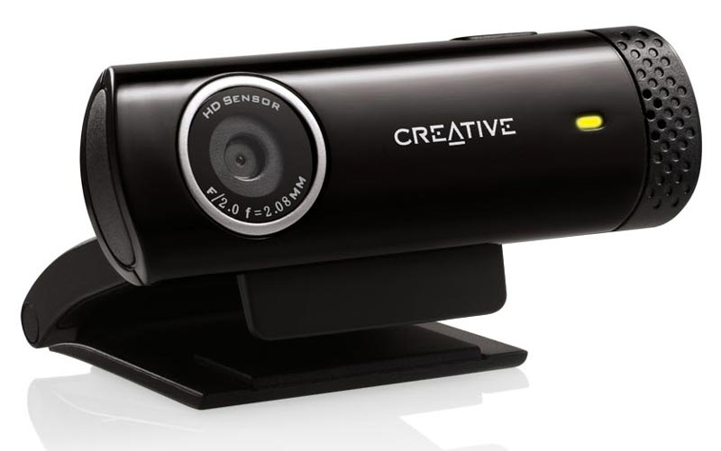 creative webcam vista plus driver windows 7