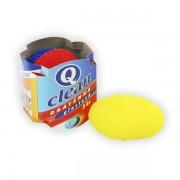 Drátěnka Q CLEAN 3ks plastová