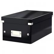 Krabice na DVD Leitz Click & Store Černá