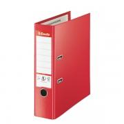 Pákový pořadač Esselte No.1 Power VIVIDA PLUS, celoplastový A4 80mm maxi VIVIDA Červená